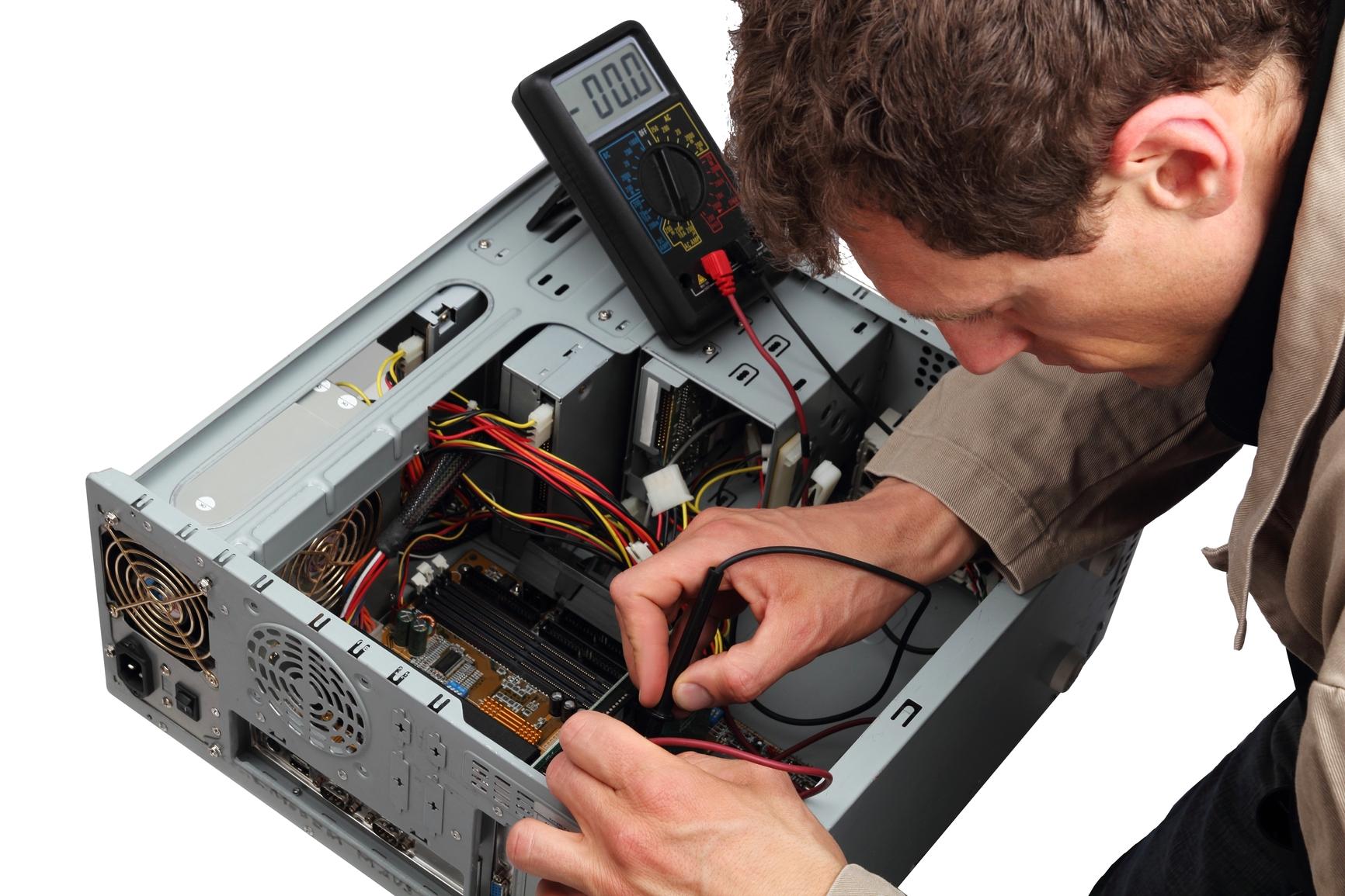 software gestão de reparação